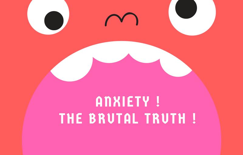 Anxiety cartoons