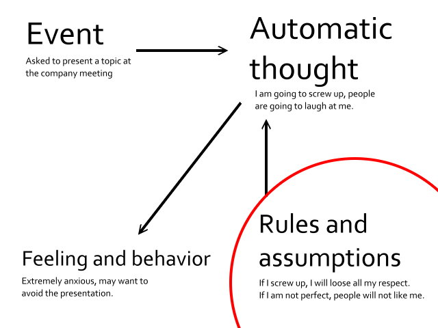 rules and assumptions