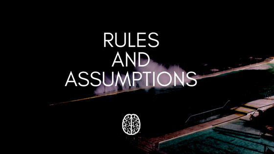 Rules and assumptions in cbt