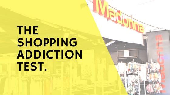 shopping addiction quiz
