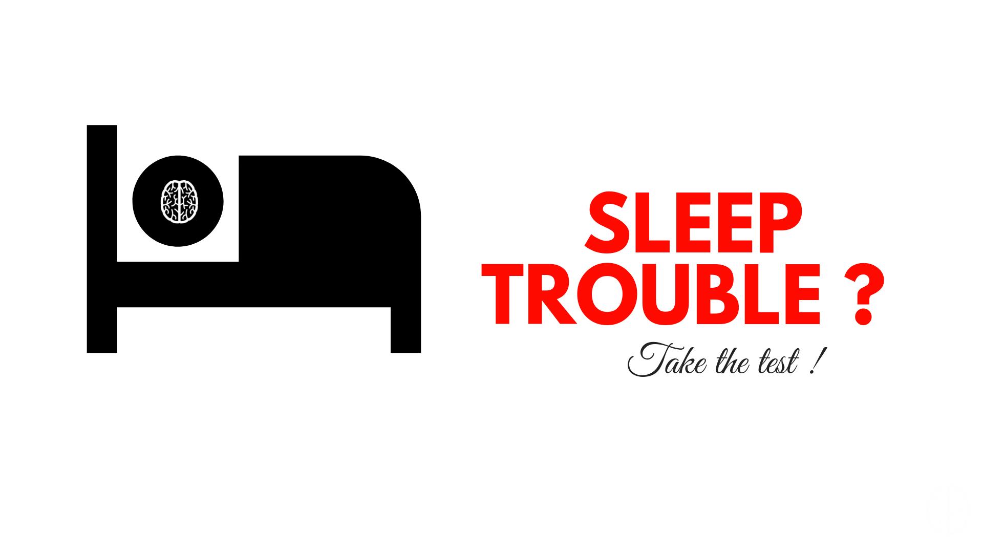 insomnia screening test